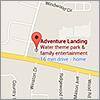 Adventure Landing Map