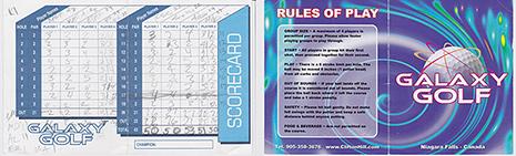 Scorecard 2